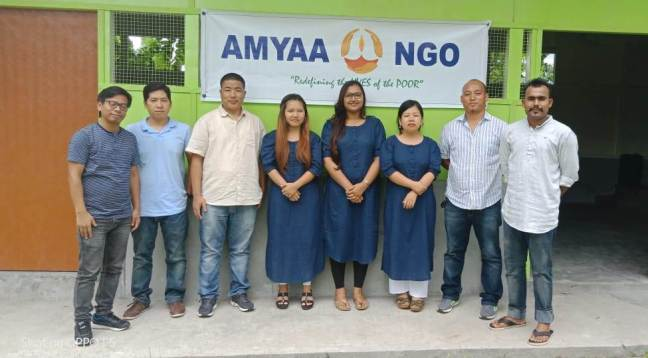 Effectively Facilitate Meeting | S2s Review Meeting Cum Workshop At Amyaa Premises Amyaa Ngo